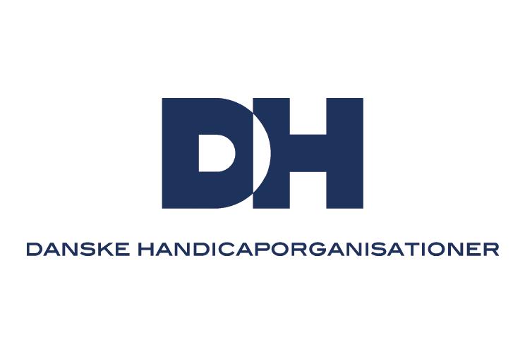 danske handicaporganisationer logo